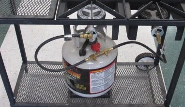 what to know about propane bottle and grill regulators