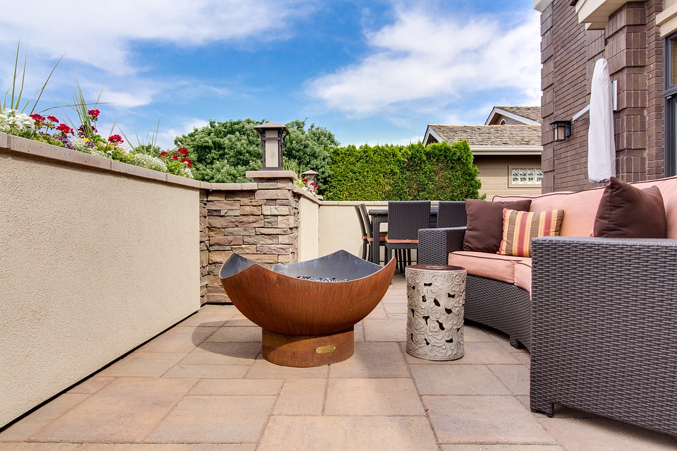 benefits of a propane fire pit