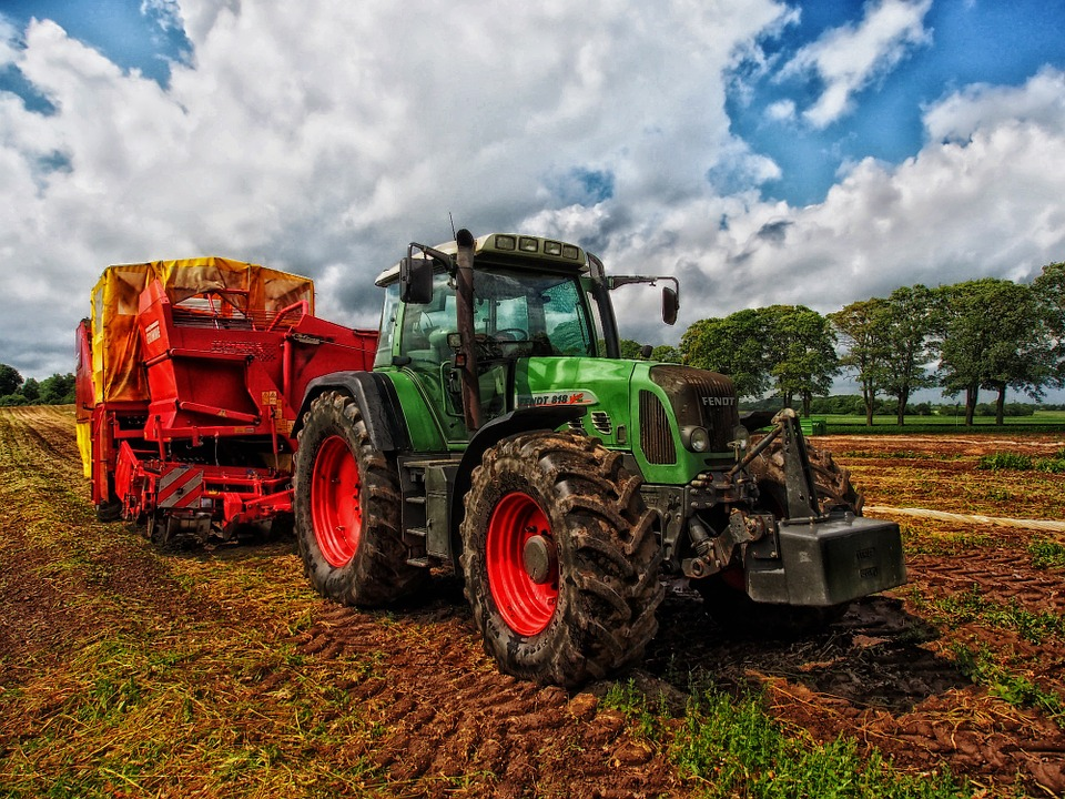 propane for farming and agricultural buildings